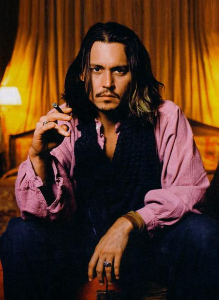 7 - Johnny Depp